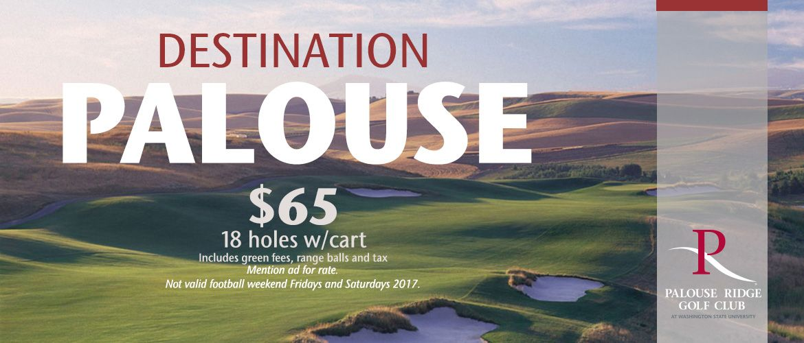 Palouse Ridge GC