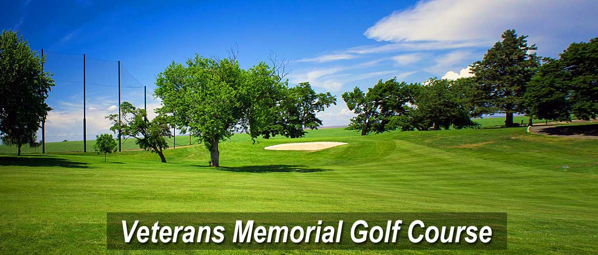 Veterans Memorial Golf Course - Walla Walla, WA.