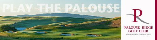 Palouse Ridge Golf Course - Pullman, WA.